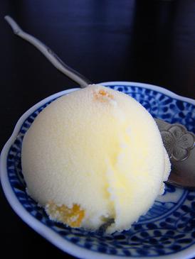 柚子のシャーベット♪