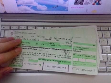 世界一周航空券