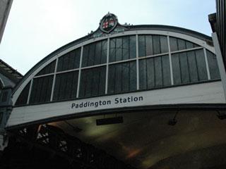 パディントン駅(Paddington)