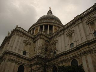 セント・ポール大聖堂(St Pauls Cathedral)