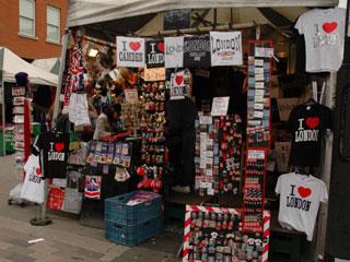 カムデンマーケット