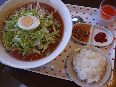 ラーメン 熊本 トマト