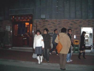 ブリランテ忘年会'06