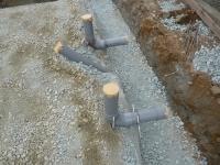 A様邸給水管