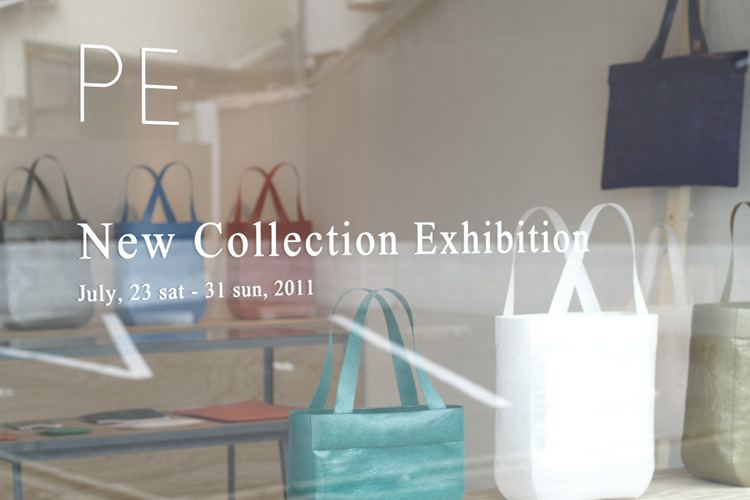 PE New Collection Exhibition