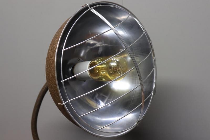 1950s Gooseneck Lamp��������