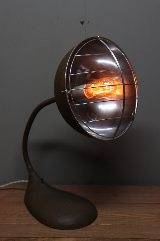 1950s Gooseneck Lamp