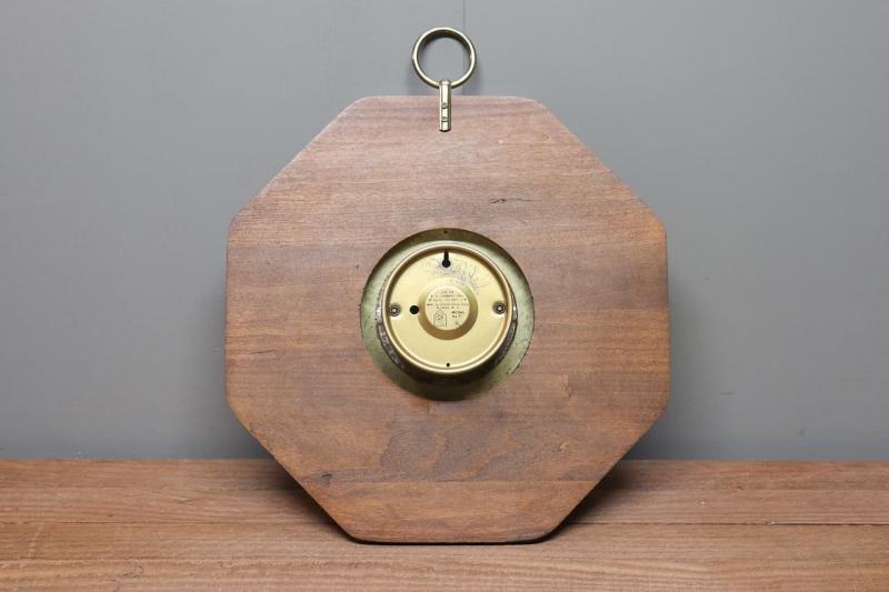 1960年代 ビンテージ壁掛け時計 United Clock