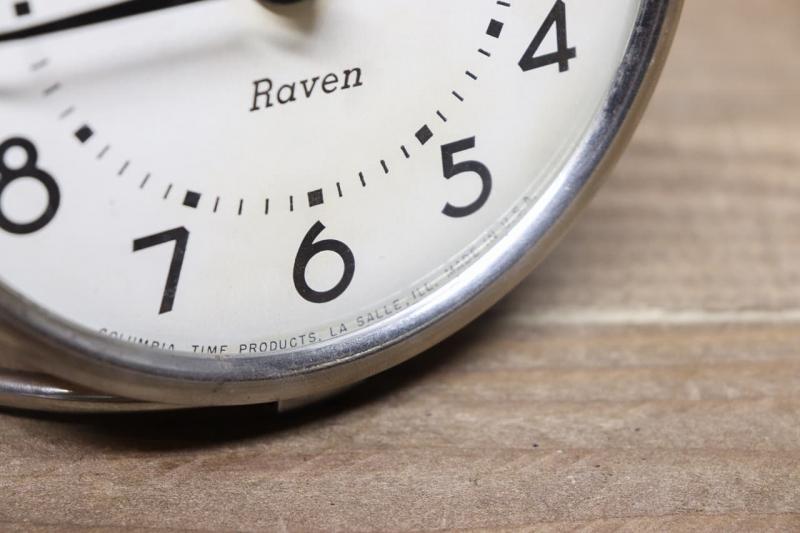 1960年代 ビンテージデスク置き時計 Westclox