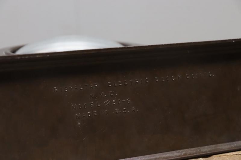 1950年代 ヴィンテージベークライト置き時計
