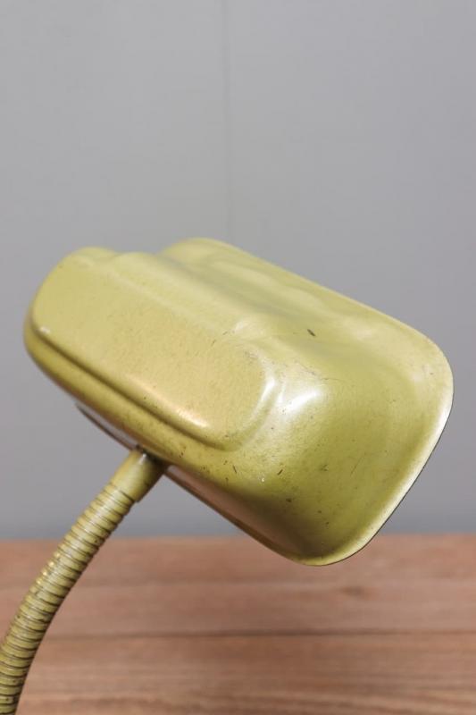 1960年代 ヴィンテージバンカーズデスクランプ