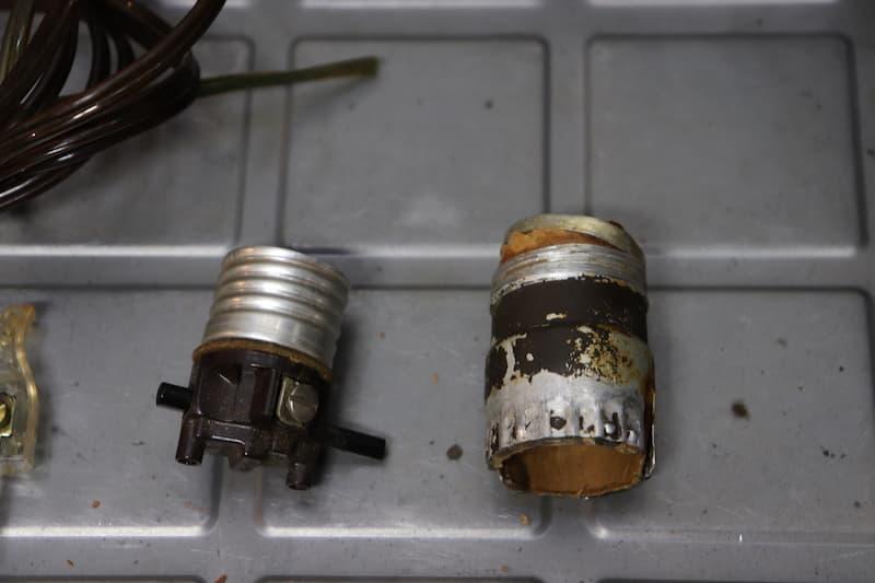 1980年代 ヴィンテージデスクランプ修理