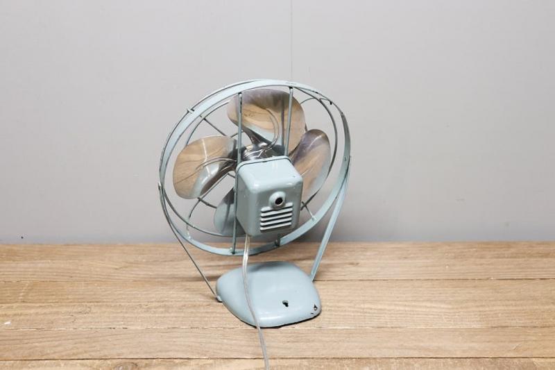 アメリカヴィンテージミニ扇風機