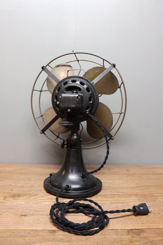 1930年代ヴィンテージ扇風機修理