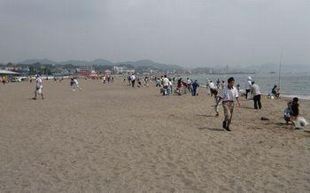 三浦海岸 − 全景