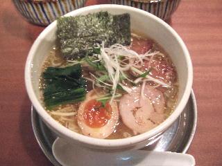 伊駄天 特製塩(平麺)