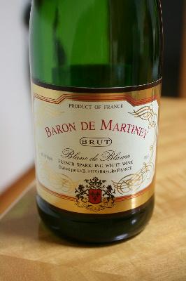 ワインパーティー バロン・ド・マルティニ