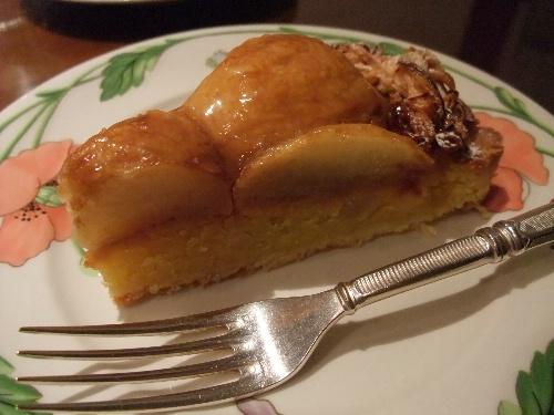 草里(ぞおりー) 焼き林檎とキャラメルのタルト