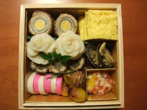 菊乃井 おせち(三段目)