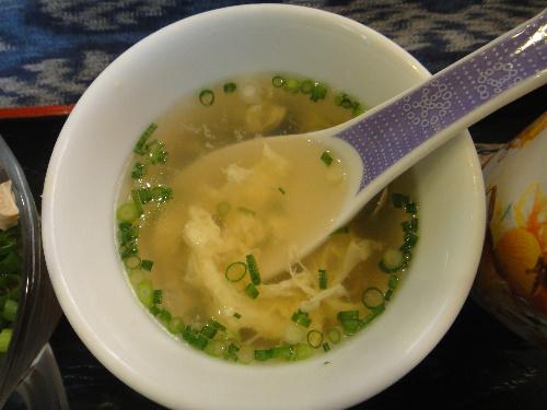 好(ハオ) 玉子スープ