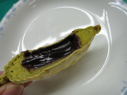 山喜製茶 お茶鯛焼(ショコラ)