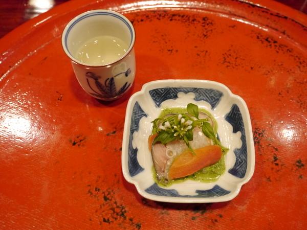 草喰 なかひがし 鯖のなれ寿司