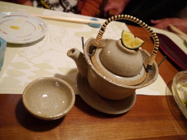 正弁丹吾亭 松茸の土瓶蒸し
