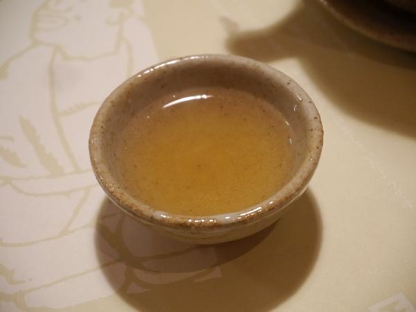 正弁丹吾亭 松茸の土瓶蒸し�