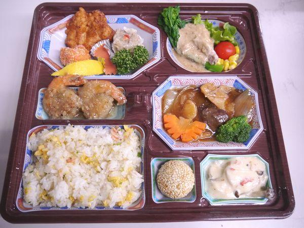 かりん亭 春の旬菜弁当A