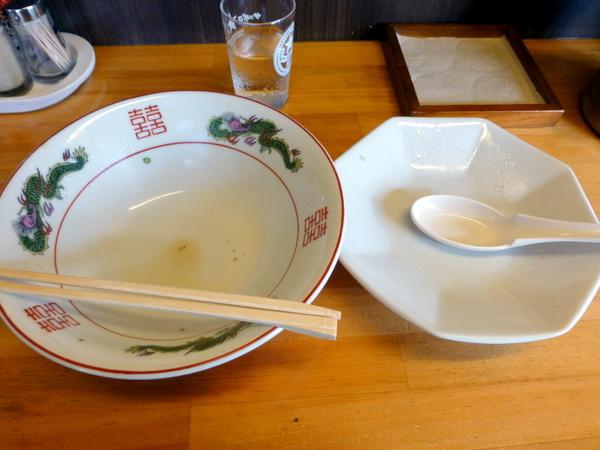 田島ラーメン 美味しかった〜