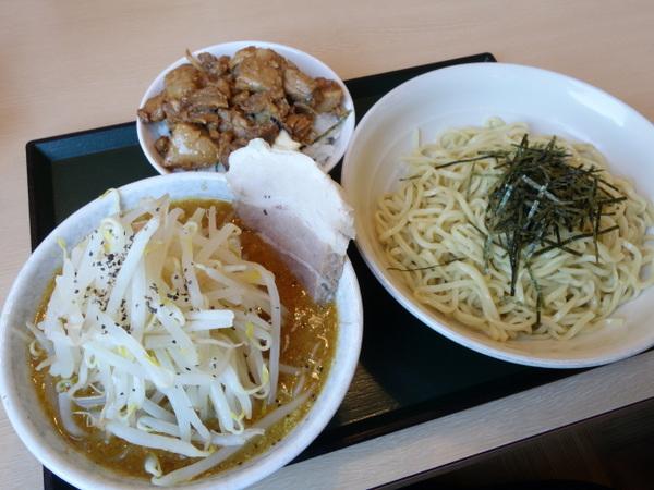 麺屋純太 味噌カレーつけ麺&豚丼