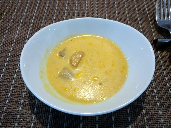 ル・コントワード・ビオス スープ