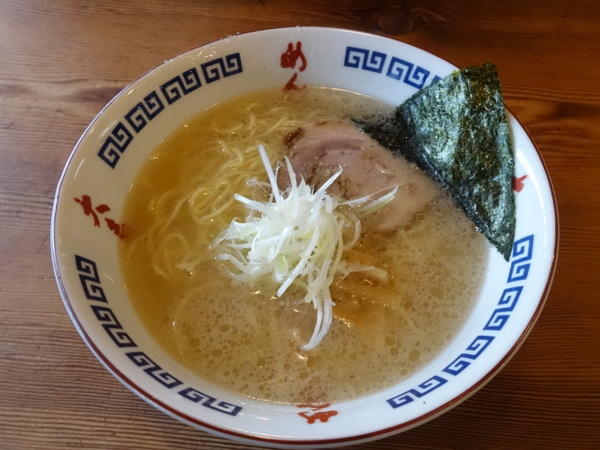 麺屋大喜 塩ラーメン(あっさり)
