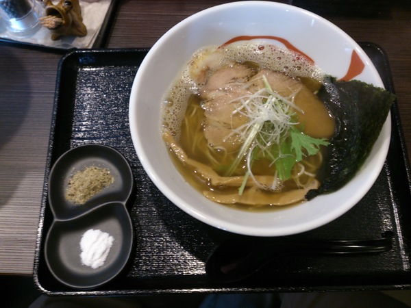 麺喰いkakeru 煮干し中華