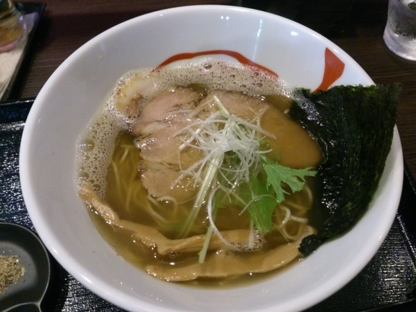 麺喰いkakeru 煮干し中華(アップ)