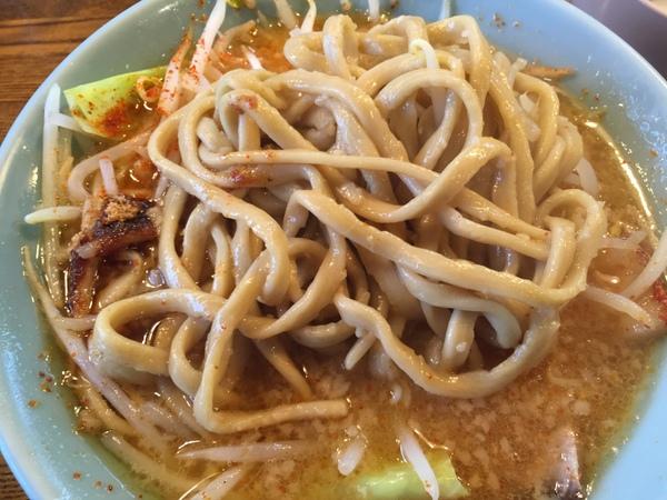 らーめん大山 大麺�