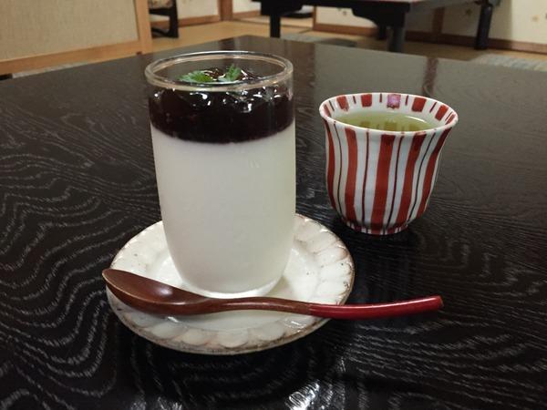 花峰庵たかやま 水菓子