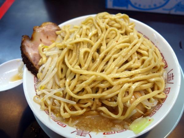 豚風亭 とんぷぅ麺(天地返し)