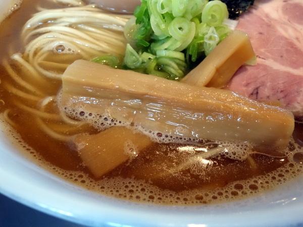 めん奏心 スープ