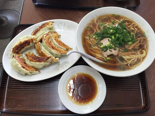 太白星(たいぽーしん) ラーメン&餃子