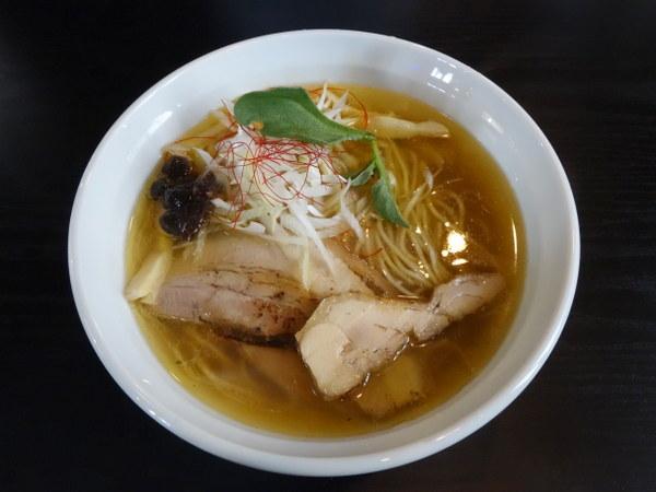 菜花奈 魚貝塩拉麺
