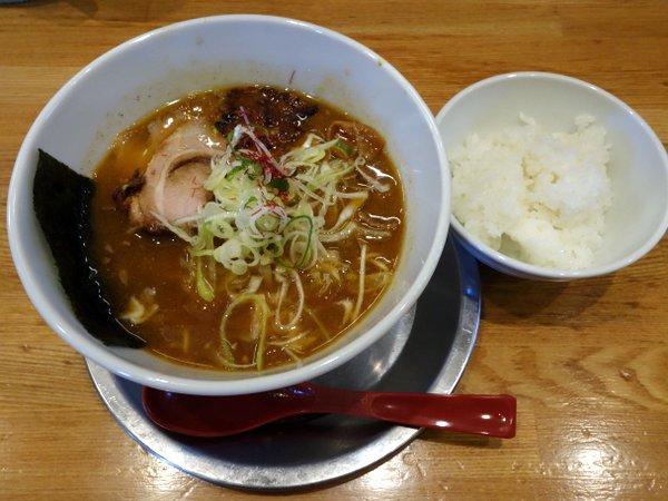 麺や燕 京カレーラーメン
