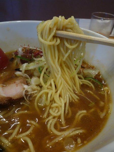 麺や燕 京カレーラーメン�