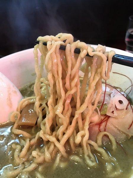ラーメン奏 麺(アップ)