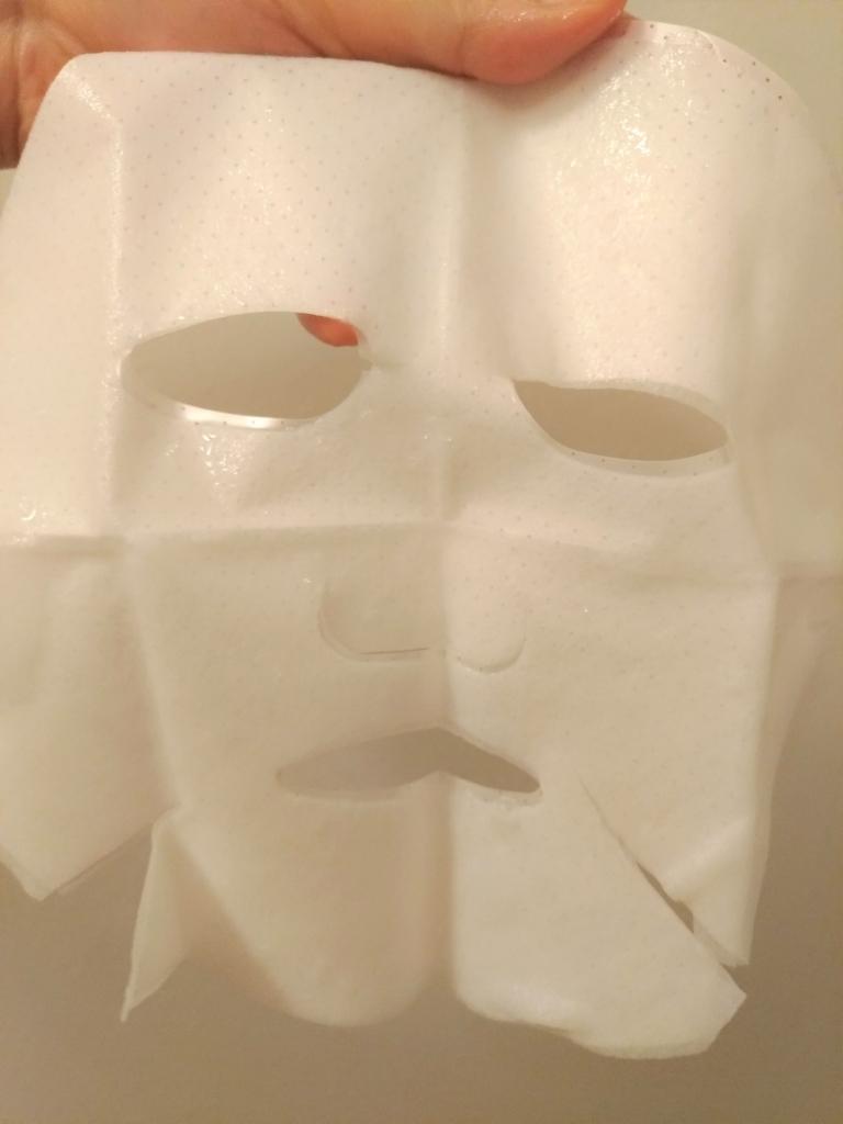 キラキラ美肌シートマスク