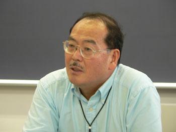 黒沢香教授(東洋大学)