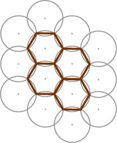 ハニカム構造