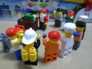 LEGOアドベントカレンダー122403
