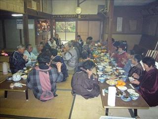 楽しい食事会