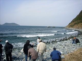 亀河原海岸